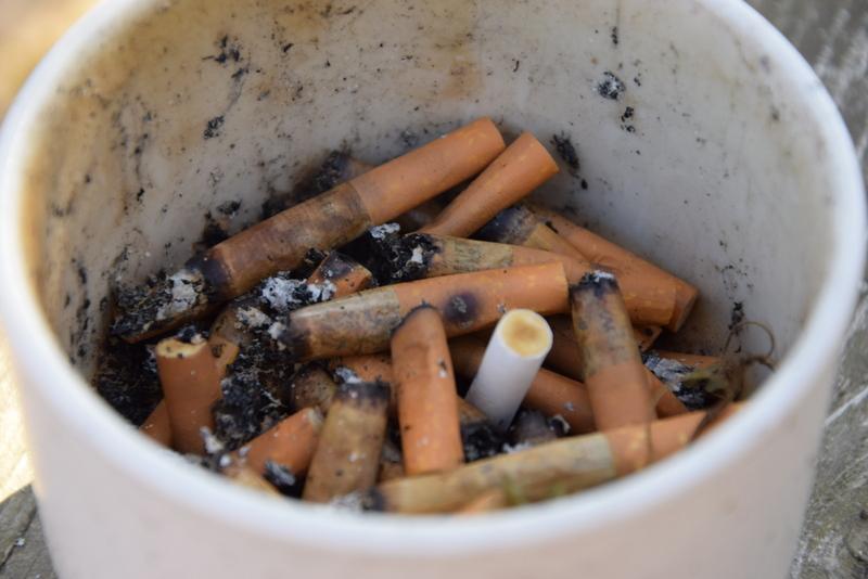 Tupakointi ja riippuuvuus