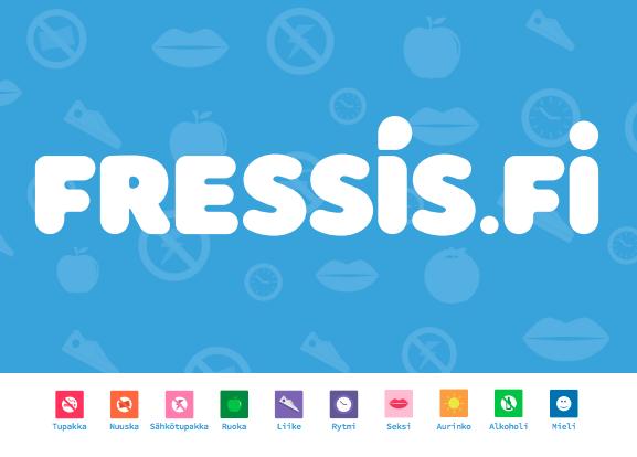 Fressis.fi – raikasta terveyskasvatusta nuorille
